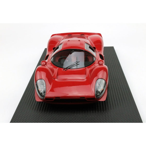 GP Replicas 1/18 Ferrari 330 P4 Plain Red