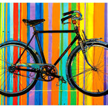 Heye 1000pc Freddon Deluxe Bike Art
