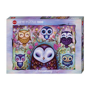 Heye 29768 1000pce Dreaming Great Big Owl
