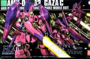 Bandai HGUC 1/144 Gaza C Normal Type | 139089