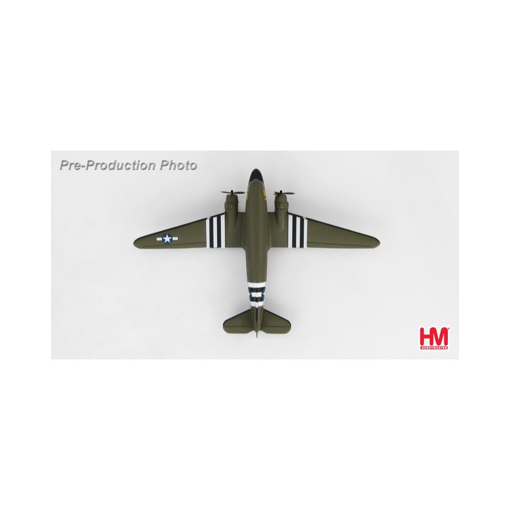 Hobby Master 1/200 Douglas C-47 SkyTrain 43-48608 Betsys Biscuit