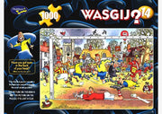 Holdson 88614 1000pc Wasgij 14 Football Madness