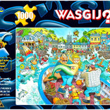 Holdson 1000pc WASGIJ 16 Catch of the Day