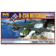 Hong Kong Models 01E03 1/32 B-25H Mitchell Gun Ship