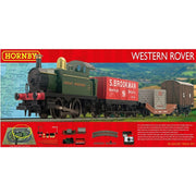 Hornby R1211 Western Rover Electric Model Train Set