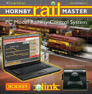 Hornby R8312 eLink w/Railmaster Software & 1A Transformer