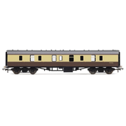 Hornby R4626 OO BR Mk1 Parcels Coach Chocolate/Cream