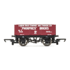 Hornby R6754 OO 6 Plank Wagon London Brick Company