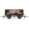 Hornby R6811 OO 7 Plank Wagon Staveley