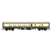 Hornby R4710 OO BR Mk1 Coach Corridor Brake 2nd Class Chocolate/Cream*