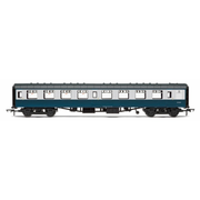 Hornby R4776 OO BR Mk1 Coach Tourist Second Open Blue & Grey