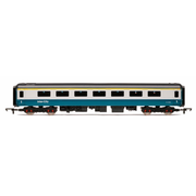 Hornby R4807 OO BR Mk2D Coach First Open (FO) Intercity