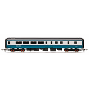 Hornby R4808 OO BR Mk2D Coach Open Brake Second (BSO) Intercity
