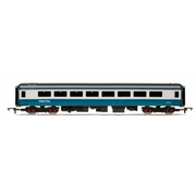 Hornby R4806 OO BR Mk2D Coach Tourist Open Second (TSO) Intercity