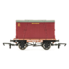 Hornby R6776 OO Conflat and Container Wagon