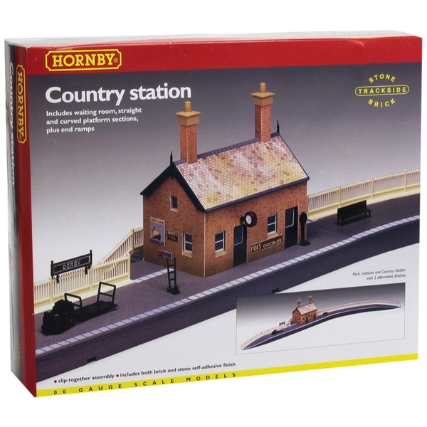 Hornby OO Country Station