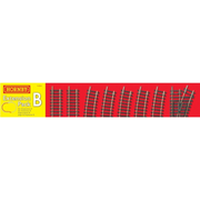 Hornby R8222 Extension Track Pack B (OO Gauge)