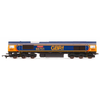 Hornby OO GBRf Class 66 Inspiration Delivered - Hitachi Rail Europe