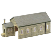 Hornby R9841 OO Granite Station Goods Shed