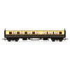 Hornby R4761 OO GWR Collett Coach Corridor Composite LH Chocolate & Cream