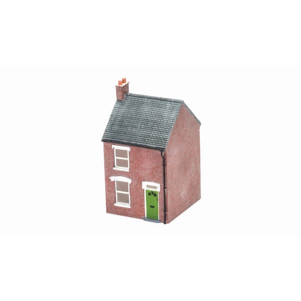 Hornby OO Mid Terraced House Right Hand