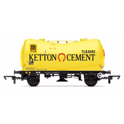 Hornby R6820 OO PCA Vee Tank Wagon Ketton Cement