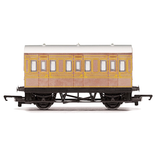 Hornby OO RailRoad LNER 4 Wheel Coach