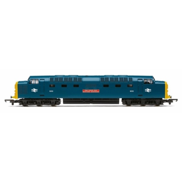 Hornby Railroad OO BR Class 55 The Kings Own Scottish Borderer
