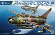 KittyHawk 1/48 Russian SU-17/22 M3/M4 Fitter Fighter-Bomber*