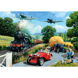 Jumbo 1000pc Wartime Summer Puzzle