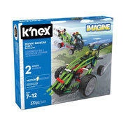 KNex 16005 Revvin Racecar 2-in-1 Building Set*