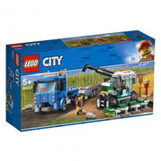 LEGO® City Harvester Transporter