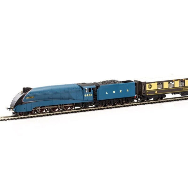 Hornby OO Mallard Pullman Electric Train Set