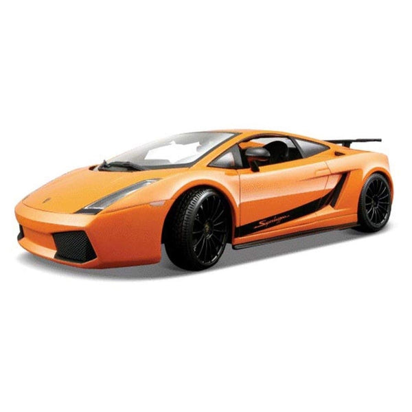Maisto 1/18 2007 Lamborghini Gallardo Superlegerra Orange
