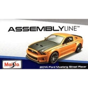 Maisto 39127 1/24 Assembly Line 2015 Ford Mustang Coupe Street Racer