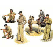 Master Box 3564 1/35 British WWII Troops in North America