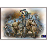 Master Box 35116 1/35 Hand to Hand Fight German and British Infantrymen WWI