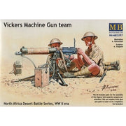 Master Box 3597 1/35 Vickers Machine Gun Team
