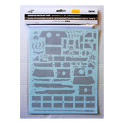 Meng SPS-052 1/35 Panther Zimmerit Decal Type 3*