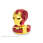 Metal Earth FCMM-A-IMH Avengers Iron Man Helmet