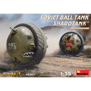 Mini Art 1/35 Soviet Ball Tank Sharotank Interior Kit