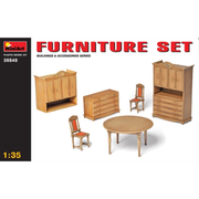 Miniart 35548 1/35 Furniture Set