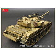 Miniart 37029 1/35 Tiran 4 Late Type Interior Kit