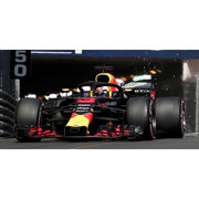 Minichamps 1/18 Red Bull RB14 Daniel Ricciardo Winner Monaco GP 2018*