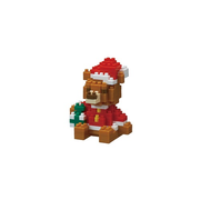 Nanoblock NBC-201 Christmas Bear*
