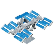 Nanoblock NBH-129 Space Station