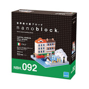 Nanoblock NBH-092 Capital Venezia Dell Acqua