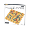 New Entertainment Snakes and Ladders Wood