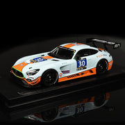 Paragon Models 88021 1/18 Mercedes-AMG GT3 Ram Racing #30 UK 2016 2nd 24hr Paul Ricard