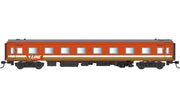 Powerline PC-455A HO 213 BS V/Line Tangerine, Green & White S Type Carriage Circa 1986-95